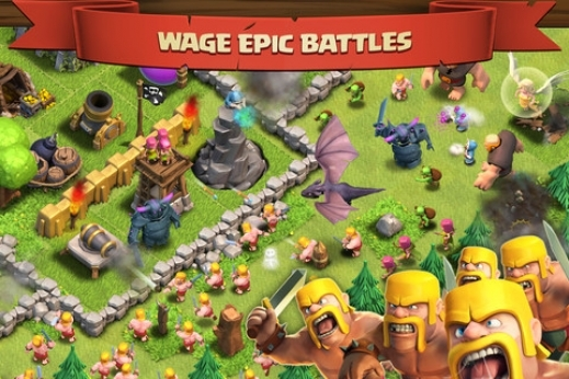 Clash Of Clans Cheats And Tips | Modojo.